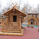 Заставка для - Дети в Храме: строительство детской площадки